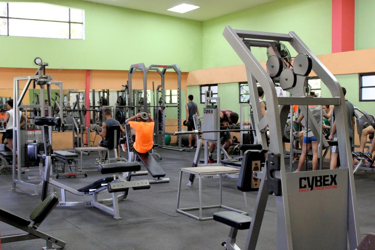 fitness puerto rican women